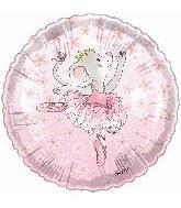 "18"" Suzy Zoo Ballerina"