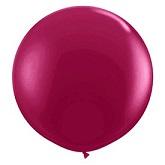 "36"" Qualatex Latex Balloons (2 Pack) Jewel Magenta"