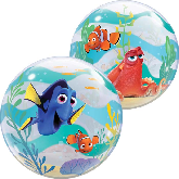 "22"" Finding Dory Bubble Balloons"