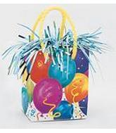 5.5OZ Festive Balloons Balloon Bag Weight