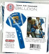 "14"" Kentucky Wilcats Hammer Airfill Only"