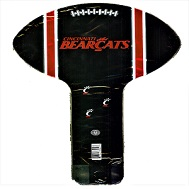 "14"" Cincinnati Bear Cats Air Hammer Balloon"