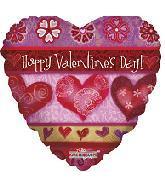"36"" Valentine's Day Delight Balloon"