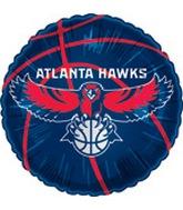 "18"" NBA Basketball Atlanta Hawks"