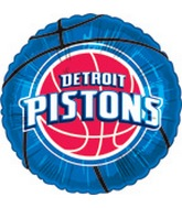 "18"" NBA Basketball Detroit Pistons"