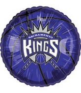 "18"" NBA Basketball Sacramento Kings"