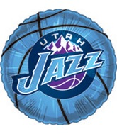 "18"" NBA Basketball Utah Jazz"