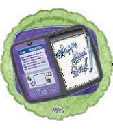 "18"" Happy Boss' Day PDA"