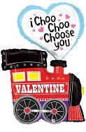 """44"""" Valentine, I Choo Choo Choose You"""