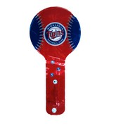 "9"" Air Filled Hammer Balloon Minnesota Twins Baseball"