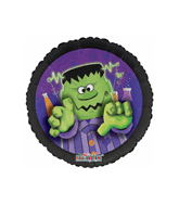 "18"" Halloween New Frankenstein Balloon"