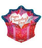 """36"""" Sweetest Day Gift Jumbo Shape 5B62"""
