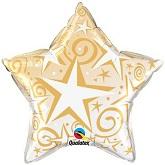 30'' Start Blast Gold Star