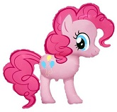 "28"" My Little Pony Pinkie Pie Balloon"