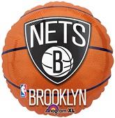 "18"" Brooklyn Nets Basketball"