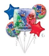 Bouquet PJ Masks Balloon