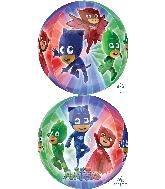"""16"""" Orbz Jumbo PJ Masks Balloon"""