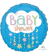 "18"" Baby Shower Cloud Balloon"