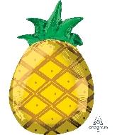 """21"""" Junior Shape Pineapple Balloon"""