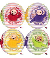"""16"""" Jumbo Teletubbies Orbz Balloon"""