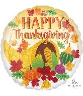 "18"" Thanksgiving Harvest Balloon"