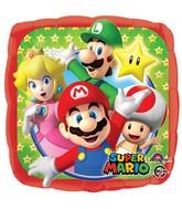 "18"" Super Mario Brothers Balloon"