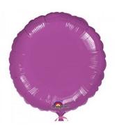 """18"""" MagiColor Passionate Purple Balloon Circle"""