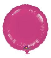 "18"" MagiColor Fabulous Fuchsia Balloon Circle"