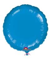 """18"""" MagiColor Sapphire Blue Balloon Circle"""
