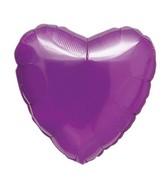 """18"""" MagiColor Passionate Purple Balloon"""