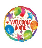 "18"" Welcome Home Celebration Balloon"