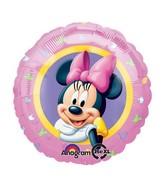 "18"" Minnie Mouse Portrait Balloon"