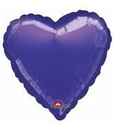"""32"""" Large Balloon Purple Heart"""