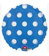 """18"""" Magicolor Dots Blue"""