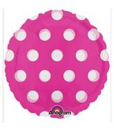 """18"""" Magicolor Dots Pink"""