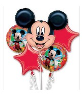 Mickey Mouse Birthday Bouquet