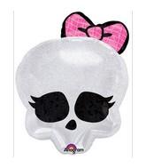 """18"""" Monster High Holographic Skullette Badge"""