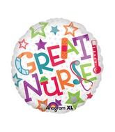 """18"""" Great Nurse Balloon"""