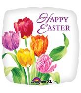 """18"""" Easter Tulips Balloon"""