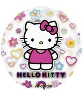 "26"" Hello Kitty See-Thru Balloon"