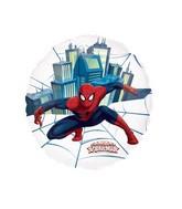 """26"""" City Spider Man See-Thru Balloon"""