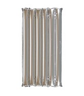 "42"" Decorator Panel SILVER Full Decorator Panel Balloon"