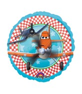 "9"" Airfill Only Disney Planes Balloon"
