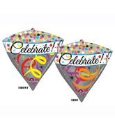 "17"" Ultrashape Diamondz Celebrate Packaged"