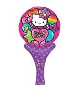 "12"" Inflate-a-Fun Balloon Hello Kitty Balloon"