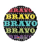 "18"" Bravo, Bravo Balloon"