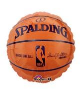 "18"" Spalding National Basketball League"