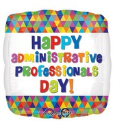 "18"" Administrative Professionals Day Balloon"