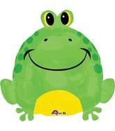 "18"" Happy Frog Balloon"