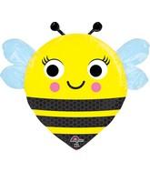"""22"""" Happy Buzz'n Bee Balloon"""